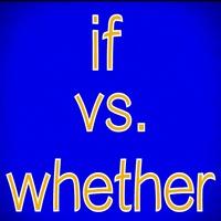 Разница между whether и if: советы и уловки (инфографика)