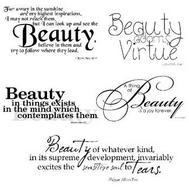 Лучшие цитаты о красоте на английском